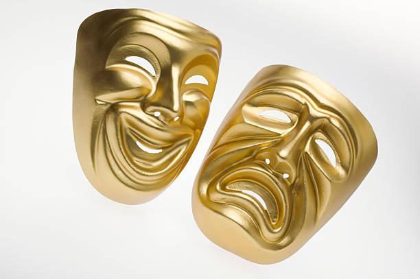Theater masks:スマホ壁紙(壁紙.com)