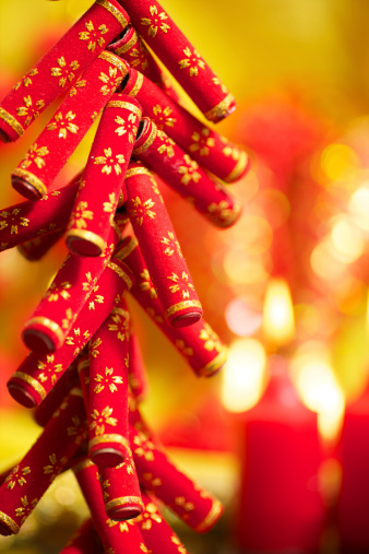 Celebration「旧正月飾り」:スマホ壁紙(6)