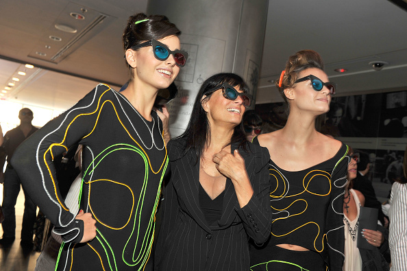 Stephen Lovekin「Norma Kamali Spring 2012 Collection And Launch Of NORMAKAMALI3D.COM」:写真・画像(15)[壁紙.com]
