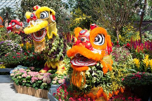 Dragon「Dragon decoration for Chinese New year」:スマホ壁紙(1)