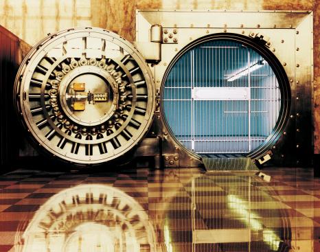 Financial Building「Open Vault」:スマホ壁紙(10)
