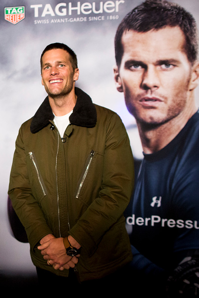 ニューイングランド・ペイトリオッツ「A Triumphant Celebration With Living Legend, Tom Brady」:写真・画像(2)[壁紙.com]