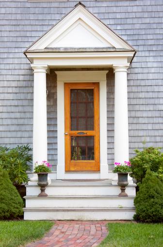 Front Door「New England Doorway」:スマホ壁紙(8)