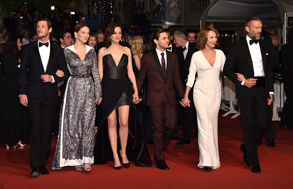 "Nathalie Baye「""It's Only The End Of The World (Juste La Fin Du Monde)"" - Red Carpet Arrivals - The 69th Annual Cannes Film Festival」:写真・画像(14)[壁紙.com]"