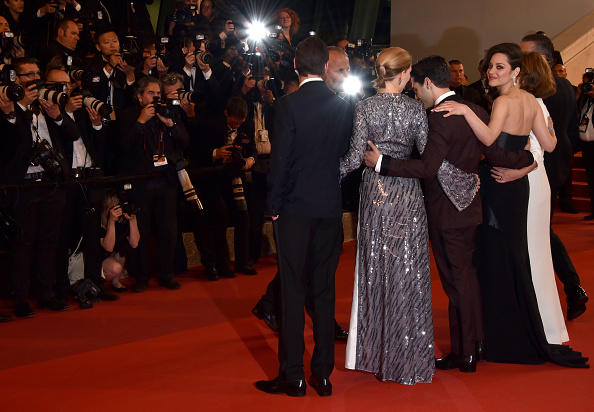 "Nathalie Baye「""It's Only The End Of The World (Juste La Fin Du Monde)"" - Red Carpet Arrivals - The 69th Annual Cannes Film Festival」:写真・画像(12)[壁紙.com]"