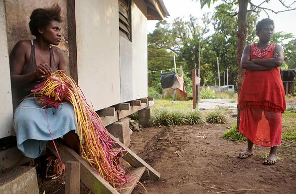Frond「Climate Change Threatens Pacific Island Nation Of Vanuatu」:写真・画像(14)[壁紙.com]