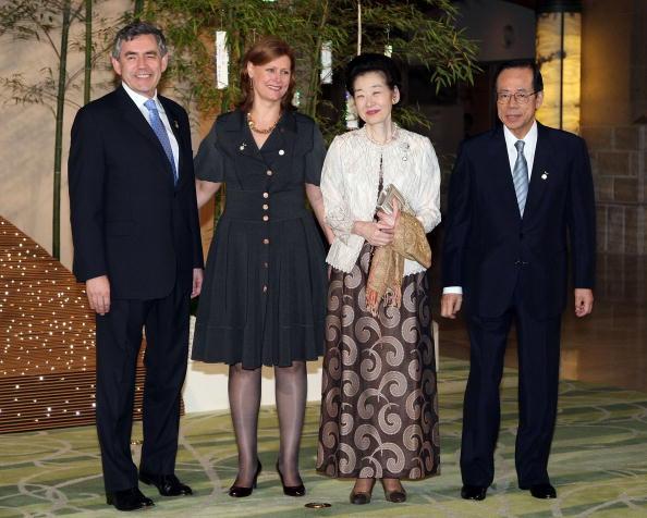 日本人のみ「G8 Hokkaido Toyako Summit Begins」:写真・画像(17)[壁紙.com]