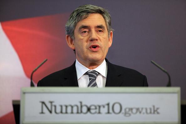 Dan Kitwood「Gordon Brown Makes A Speech On Immigration」:写真・画像(6)[壁紙.com]
