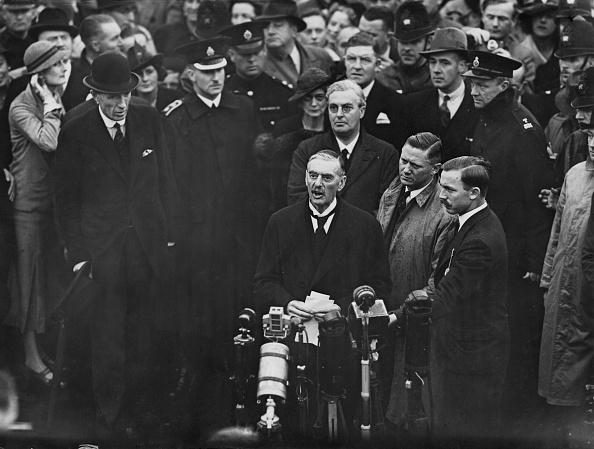 Prime Minister of the United Kingdom「Neville Chamberlain」:写真・画像(5)[壁紙.com]