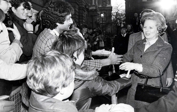 1979「Thatcher Wins Election」:写真・画像(0)[壁紙.com]