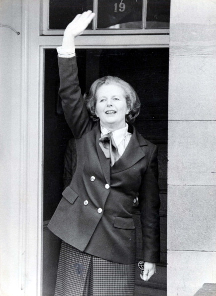 1979「Thatcher Elected」:写真・画像(0)[壁紙.com]