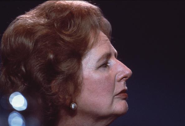 Profile View「Margaret Thatcher」:写真・画像(7)[壁紙.com]