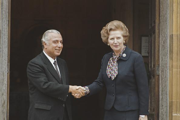 Republic Of Cyprus「Thatcher And Kyprianou」:写真・画像(6)[壁紙.com]