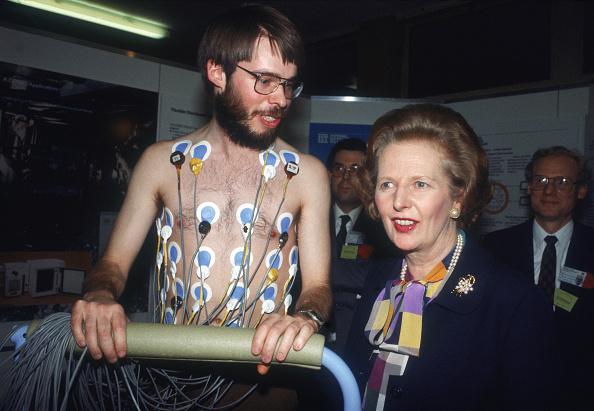 Beard「Thatcher At Imperial College」:写真・画像(10)[壁紙.com]