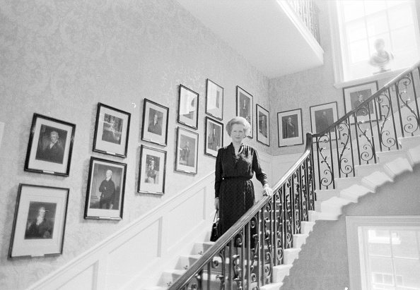 John Downing「Thatcher At No 10」:写真・画像(10)[壁紙.com]
