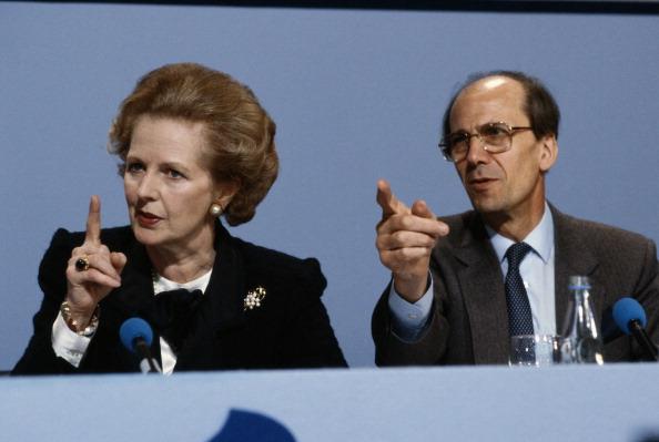 Margaret Thatcher「Thatcher And Tebbit」:写真・画像(7)[壁紙.com]