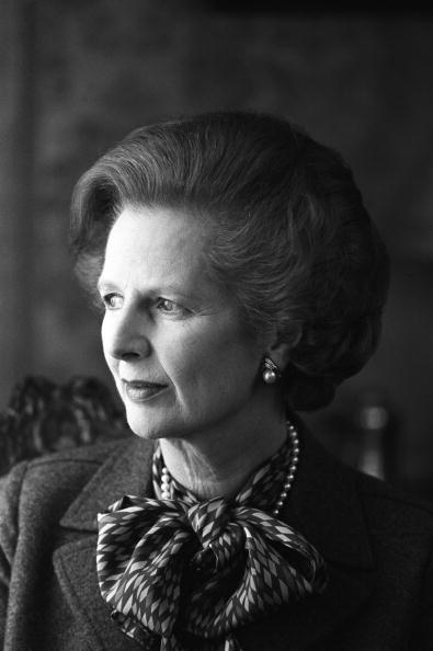 International Landmark「Margaret Thatcher In Downing Street」:写真・画像(1)[壁紙.com]