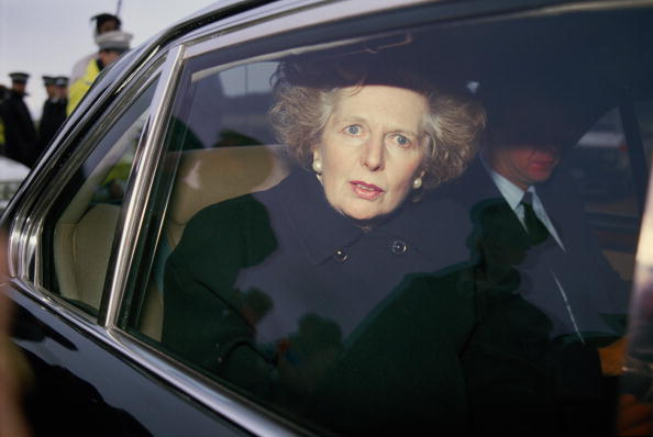 Tom Stoddart Archive「Margaret Thatcher」:写真・画像(10)[壁紙.com]