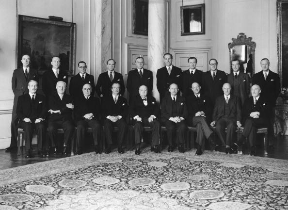 閣僚「Churchill And Cabinet」:写真・画像(13)[壁紙.com]