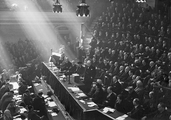 Speech「Winston Churchill's Speech」:写真・画像(19)[壁紙.com]