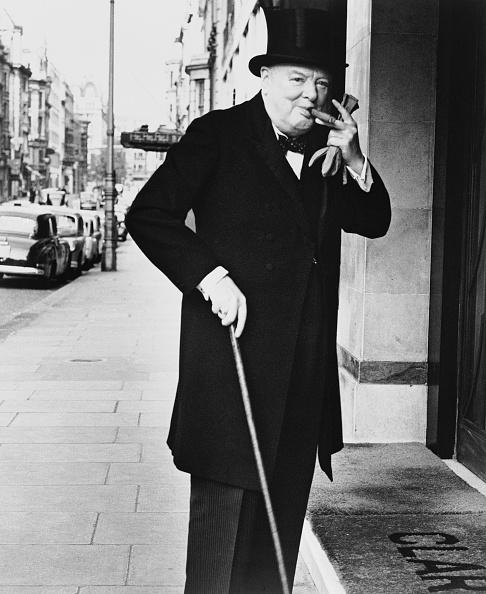 Claridge's「Churchill At Claridges」:写真・画像(0)[壁紙.com]