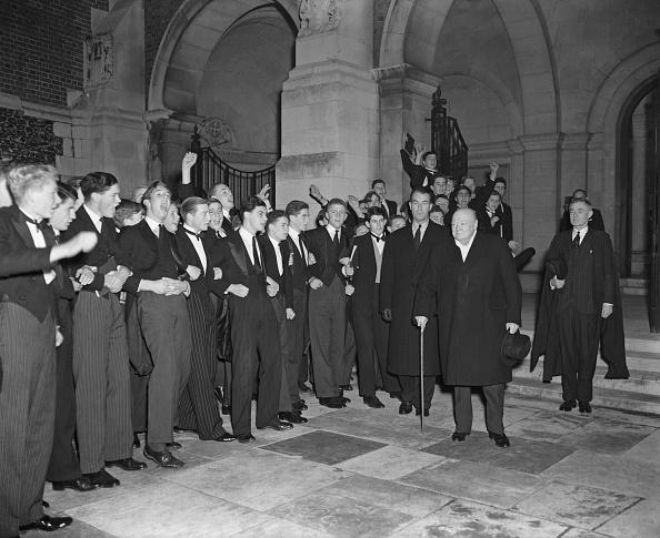 Prime Minister of the United Kingdom「Winston Churchill At Harrow」:写真・画像(8)[壁紙.com]