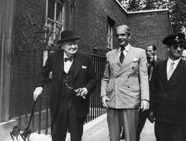 Churchill And Eden:ニュース(壁紙.com)