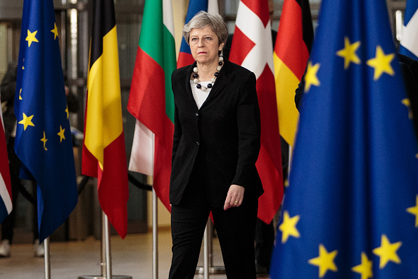 Brussels-Capital Region「British Prime Minister Attends The European Council」:写真・画像(19)[壁紙.com]