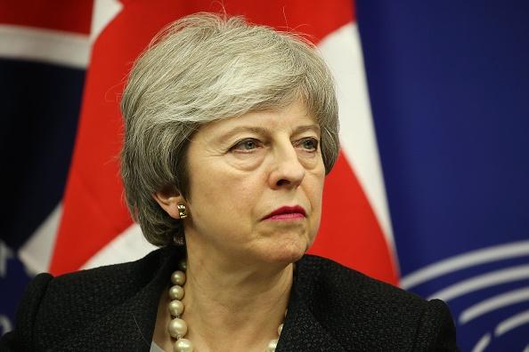 Thomas Niedermueller「British Prime Minister Makes A Statement On Brexit From Strasbourg」:写真・画像(19)[壁紙.com]
