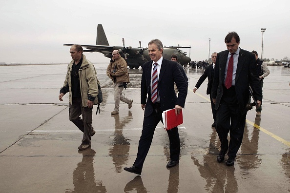 Baghdad「Tony Blair Embarks On Middle East Tour」:写真・画像(6)[壁紙.com]
