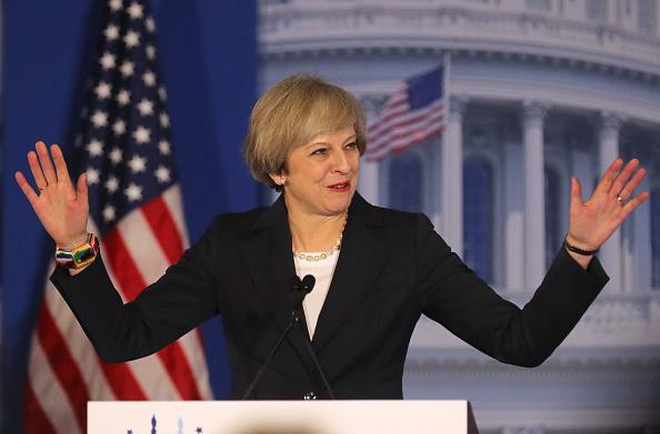 Philadelphia - Pennsylvania「Theresa May Visits The United States Of America」:写真・画像(4)[壁紙.com]