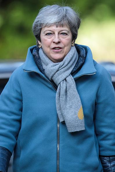 トピックス「Theresa May Attends Church With Her Husband」:写真・画像(2)[壁紙.com]