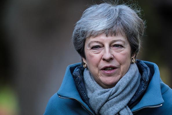 トピックス「Theresa May Attends Church With Her Husband」:写真・画像(8)[壁紙.com]