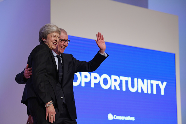 Day 4「Conservative Party Leader Speaks To Conference On Day Four」:写真・画像(18)[壁紙.com]