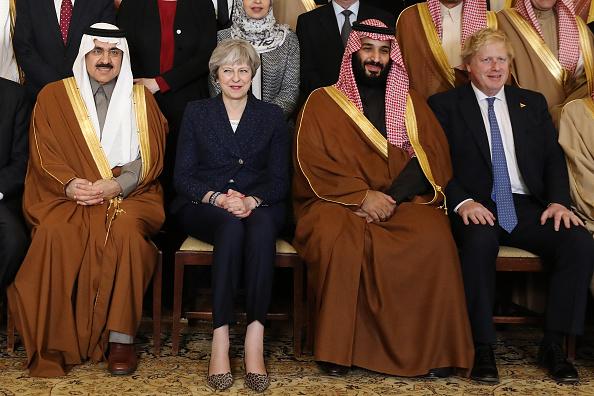 Crown Prince「The Crown Prince Of Saudi Arabia Visits The UK」:写真・画像(7)[壁紙.com]