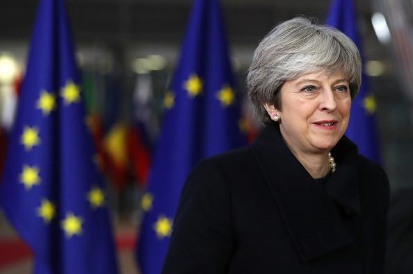 Theresa May「European Council Leaders Meet in Brussels」:写真・画像(12)[壁紙.com]