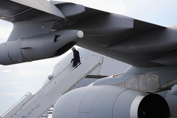 Philadelphia - Pennsylvania「Theresa May Visits The United States Of America」:写真・画像(5)[壁紙.com]