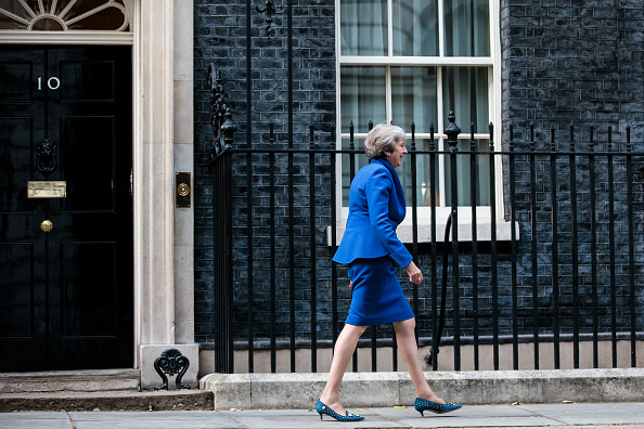 10 Downing Street「Theresa May Meets with Czech PM Andrej Babis」:写真・画像(18)[壁紙.com]