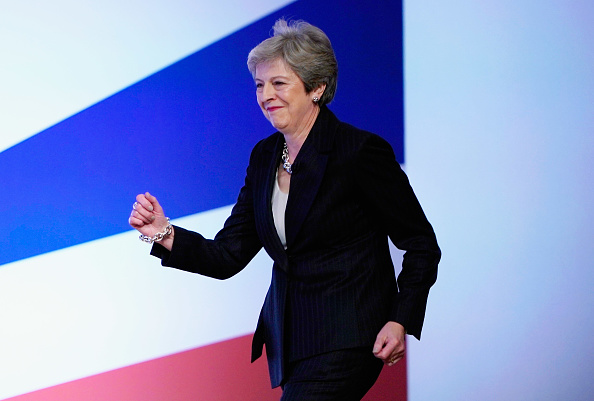 Dancing「Conservative Party Leader Speaks To Conference On Day Four」:写真・画像(19)[壁紙.com]