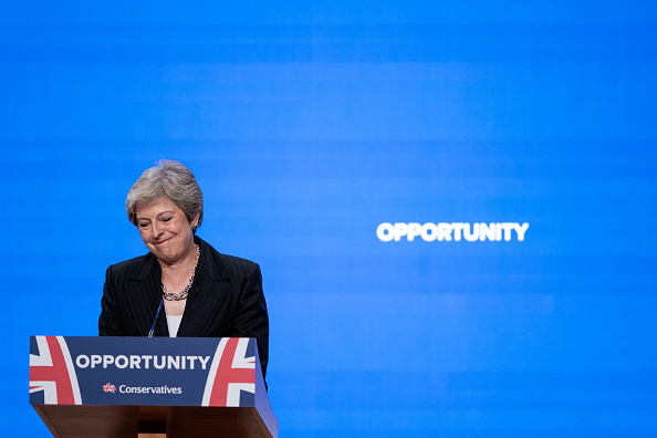 Day 4「Conservative Party Leader Speaks To Conference On Day Four」:写真・画像(19)[壁紙.com]