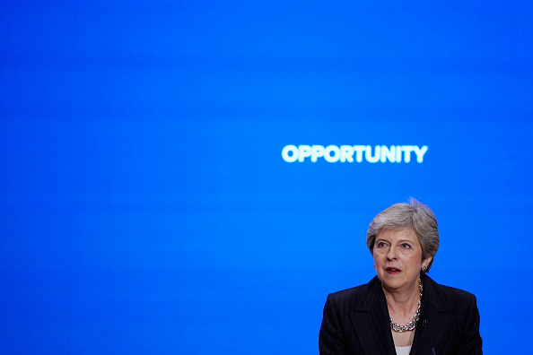 Conservative Party - UK「Conservative Party Leader Speaks To Conference On Day Four」:写真・画像(2)[壁紙.com]