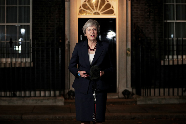 Dan Kitwood「The British Prime Minister Confirms That Her Cabinet Back Brexit Draft Agreement」:写真・画像(19)[壁紙.com]