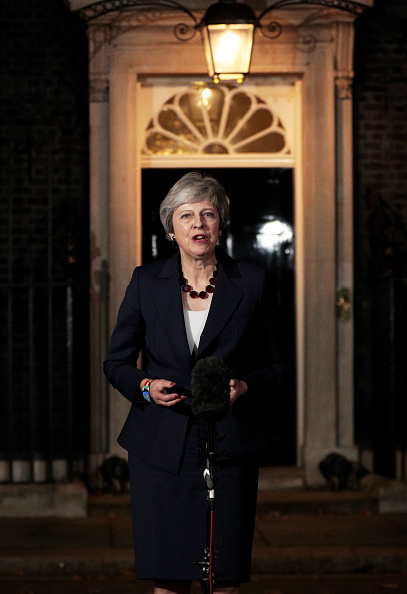 Dan Kitwood「The British Prime Minister Confirms That Her Cabinet Back Brexit Draft Agreement」:写真・画像(18)[壁紙.com]