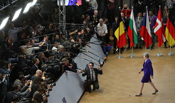 Sean Gallup「The October Euro Summit Takes Place In Brussels」:写真・画像(17)[壁紙.com]