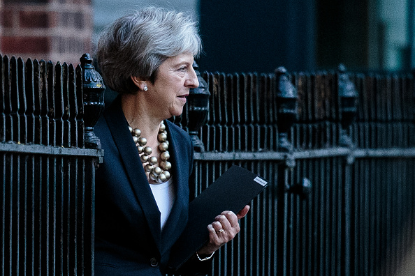 Theresa May「Theresa May Updates House of Commons on Brexit Talks」:写真・画像(18)[壁紙.com]