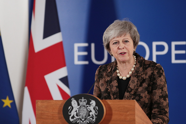 Press Room「Brexit Back On The Agenda At EU Summit - Day Two」:写真・画像(10)[壁紙.com]