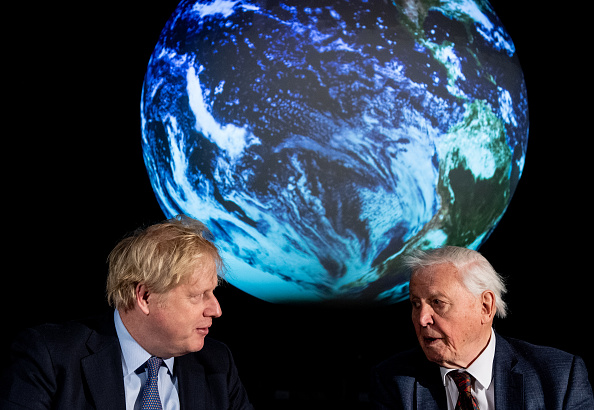 Environmental Conservation「Boris Johnson Launches UN Climate Change Conference To Be Held Later This Year」:写真・画像(19)[壁紙.com]