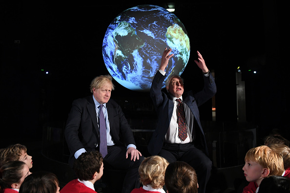 Environmental Conservation「Boris Johnson Launches UN Climate Change Conference To Be Held Later This Year」:写真・画像(1)[壁紙.com]