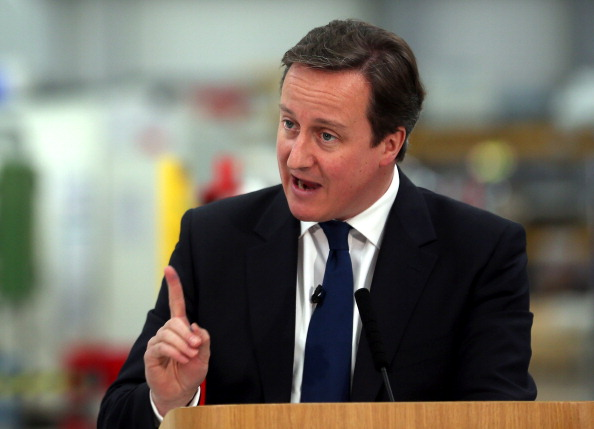 Christopher Furlong「Prime Minister David Cameron Makes A Speech On The UK Economy In Yorkshire」:写真・画像(1)[壁紙.com]