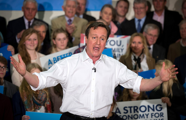 Matt Cardy「David Cameron Speaks At The Conservative Party General Election Rally」:写真・画像(5)[壁紙.com]